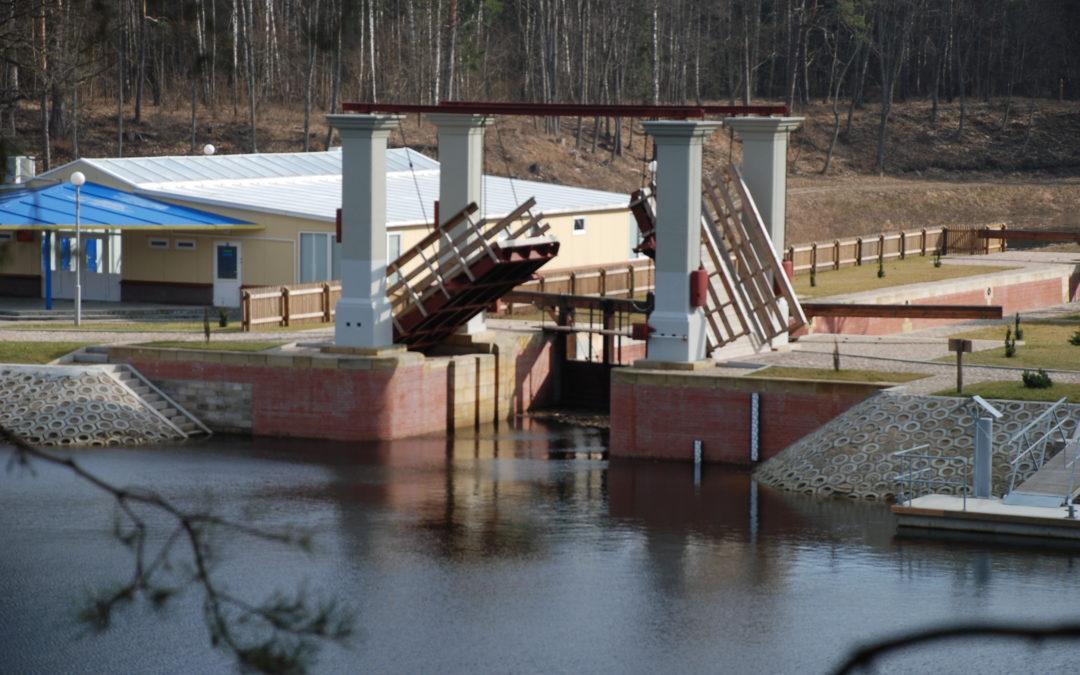 Odbudowa zabytkowego mostu zwodzonego nad śluzą Kurzyniec na Kanale Augustowskim